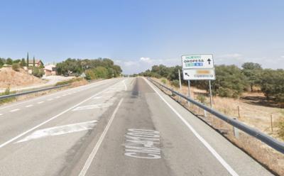 Mejoras para conectar Puente del Arzobispo, Torrico y Oropesa
