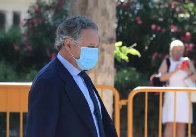 López del Hierro reconoce que él y Cospedal dijeron a Villarejo que le encargarían trabajos