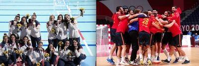 Page felicita a Peña, Pérez de Vargas, Maqueda y Sánchez por sus medallas