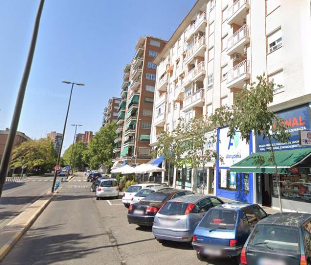 Avenida capitán Cortes, Talavera de la Reina   Foto: Google Maps