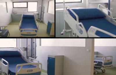 El Hospital Universitario de Toledo tiene 200 camas más que Virgen de la Salud