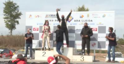 El talaverano Víctor Alvarez conquista su cuarto Campeonato de España