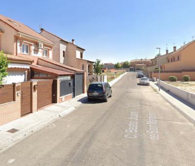 Dos niños y tres adultos afectados en un incendio en un pueblo de Toledo