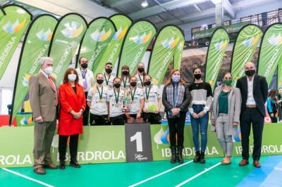 BÁDMINTON   El Gobierno regional asegura que Carolina Marín es todo un ejemplo para los jóvenes y el deporte femenino