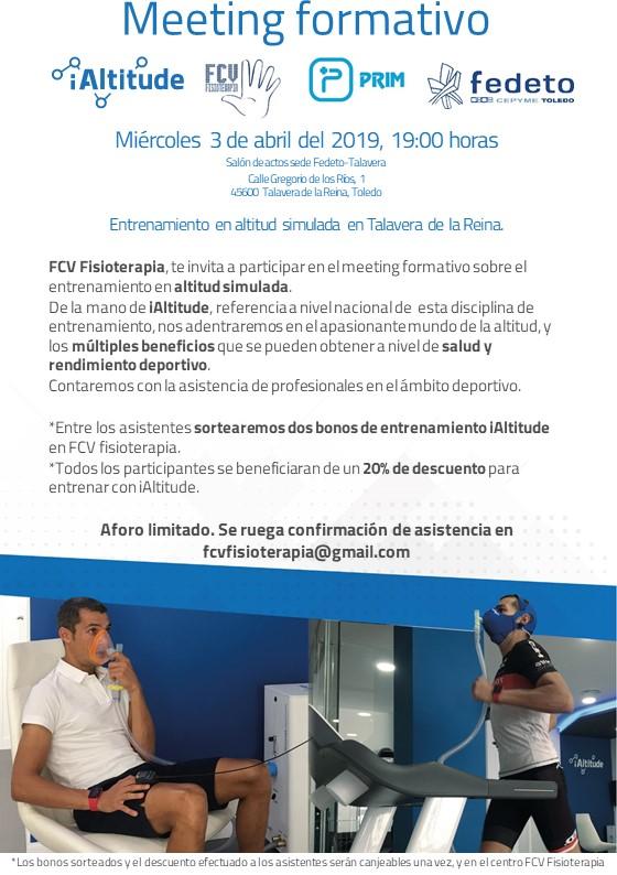 Fórmate en iAltitude, el sistema que utilizan grandes como Fernando Alarza y Paco Cubelos