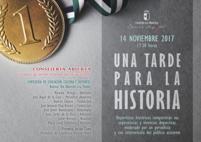 Parte de la leyenda viva de nuestro deporte participará en  'Una tarde para la historia'