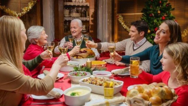 Consejos para tener una cena de Nochevieja en 'paz'