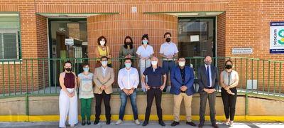 Los Navalmorales estrena nueva sala de espera de Urgencias