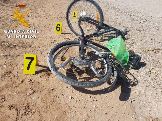 TOLEDO | Atropella a un ciclista de 75 años y se da a la fuga