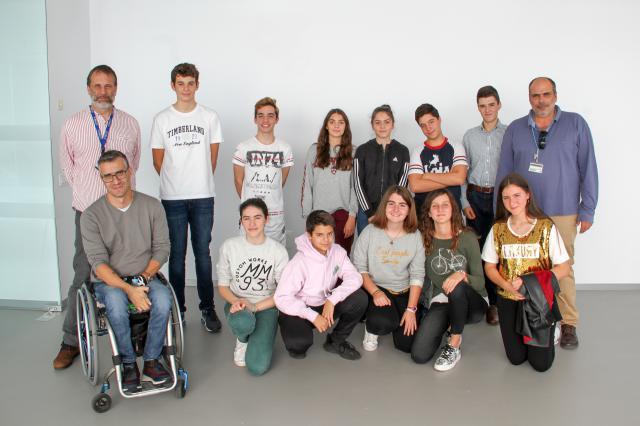 El Club de la Ciencia organiza 'Neurociencia y más', que ha permitido encuentros entre estudiantes y científicos del campo de la neurobiología.