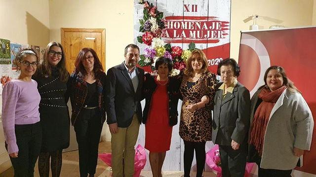 XII Homenaje a la Mujer en Torrijos