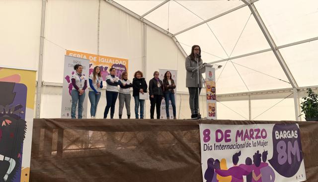 I Feria de la Igualdad de Bargas
