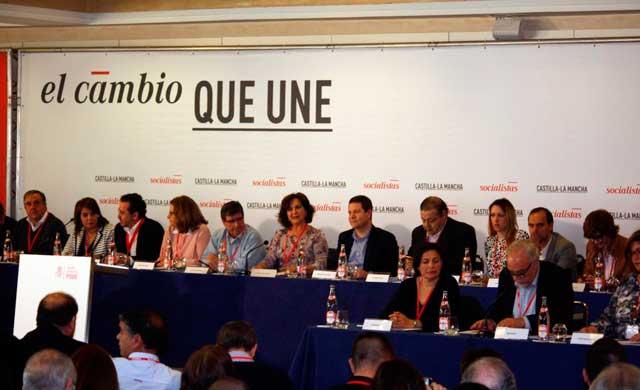 PSOE C-LM recomienda