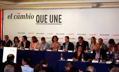 PSOE C-LM recomienda 'ser un bloque macizo' y 'dejar batallas internas' de cara a la elección del secretario general