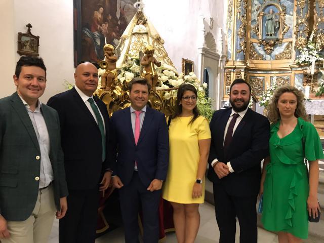Congosto, en las fiestas de Santo Domingo-Caudilla