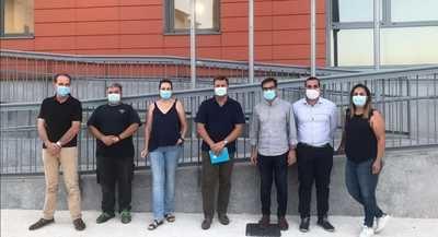 POLÍTICA | Pedro Congosto en Santa Cruz del Retamar