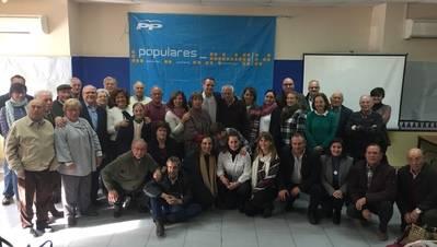 El Partido Popular de Navalcán elige presidente a Antonio Sánchez Sobrino