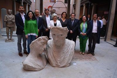 La Diputación de Toledo impulsa la mejor exposición de escultura de España en el 2018