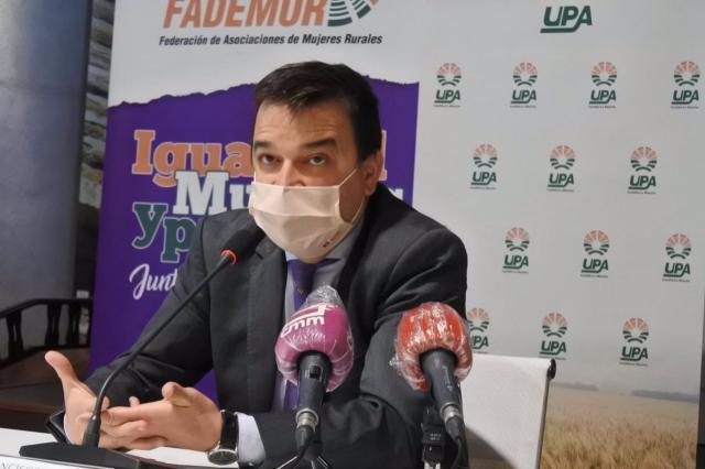 El consejero de Agricultura, Agua y Desarrollo Rural, Francisco Martínez Arroyo | JCCM