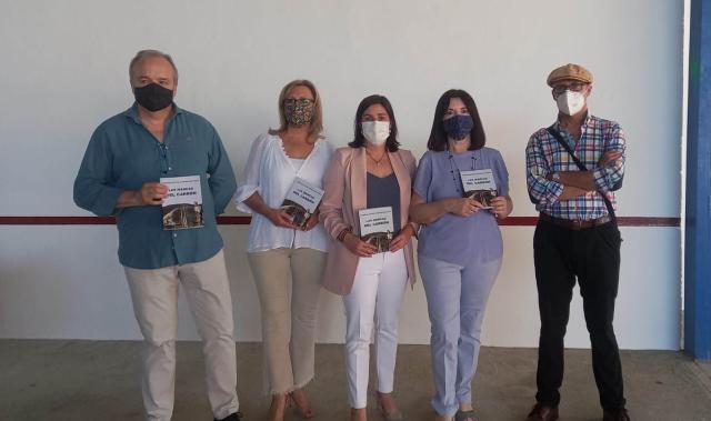 Consolación González presenta su última novela: 'Las marcas del carbón'