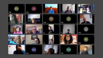 COVID-19 | Reunión de la Coordinadora Provincial de IU Toledo
