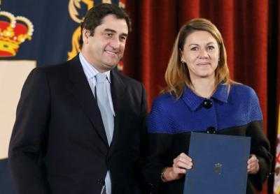 Echániz, exconsejero de Sanidad, cabeza de lista del PP al Congreso por Guadalajara