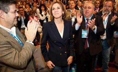 Conoce a la nueva ejecutiva de María Dolores de Cospedal