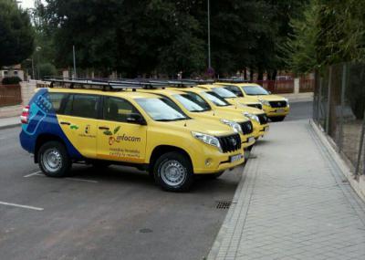 COVID-19 | GEACAM incorporará 10 vehículos para el trasporte sanitario de personas que viven en el medio rural