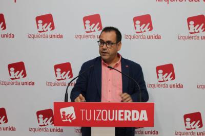 IU carga contra Page por el adelanto electoral de Sánchez