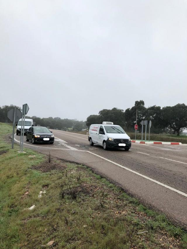 El PP reclama una solución 'urgente' para el cruce de la N-502 con Parrillas y Navalcán