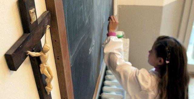 Más del 70% de los alumnos de colegios públicos, privados y concertados eligen religión