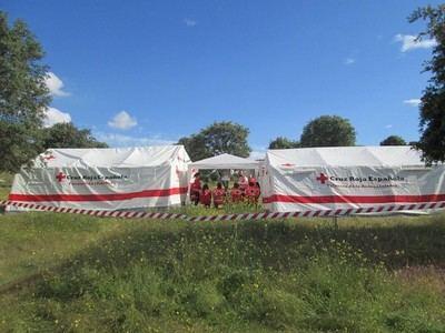24 atendidos por Cruz Roja en la romería del Valle de Toledo