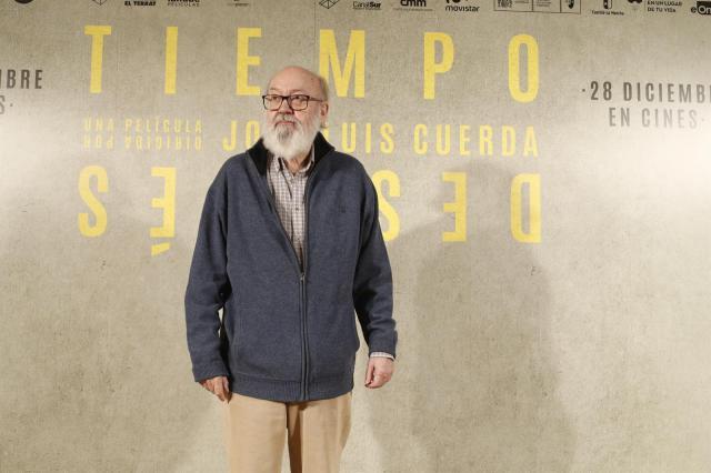 Consternación por la muerte del cineasta José Luis Cuerda a los 72 años