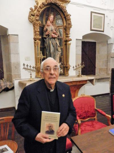 Fallece el sacerdote talaverano Adolfo Arganda