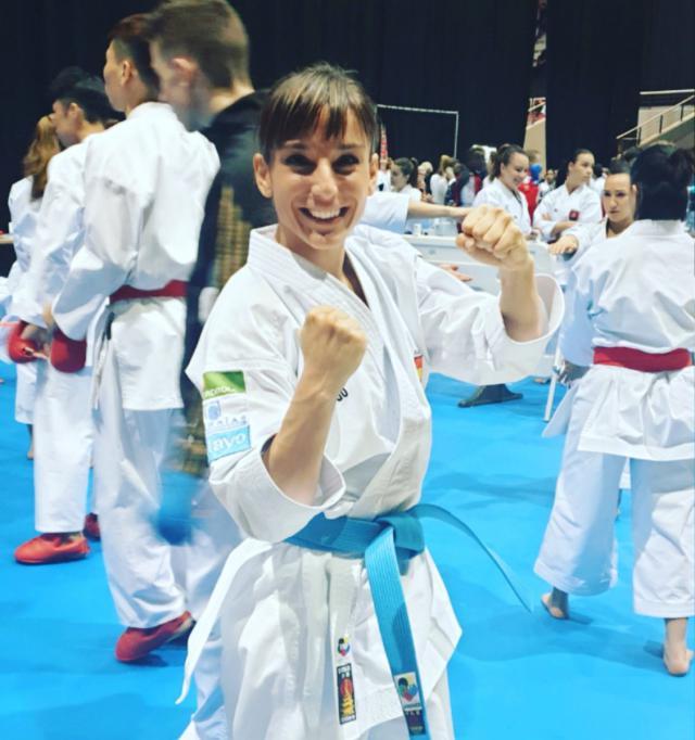Sandra Sánchez sigue imparable y suma una nueva final, esta vez en Salzburgo