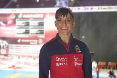 ¡Imparable Sandra Sánchez! Disputará la final de la Premier League de Rabat