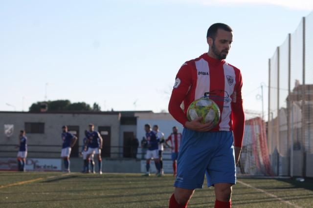 AL HABLA CON... | Angelito, jugador del CD Multimarcas Torrijos