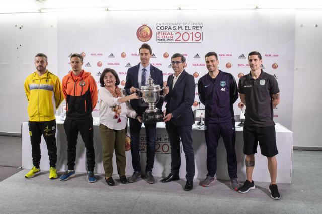 Soliss Seguros, patrocinador de la Final Four de la Copa del Rey de fútbol sala