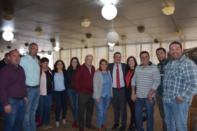 Tita García apuesta por el sector agroalimentario