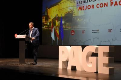 Page anuncia nuevo Centro de Día en Talavera para gente con alzheimer