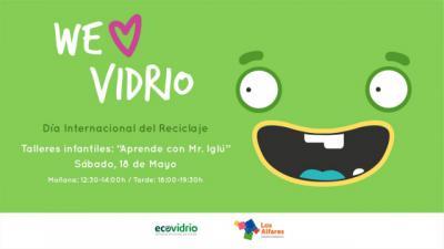 Los Alfares organiza talleres gratuitos infantiles de reciclaje de vidrio