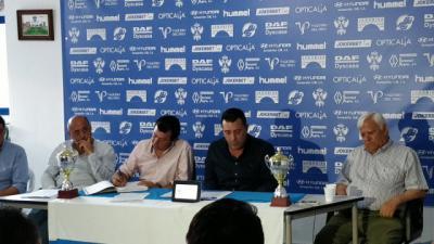 Dorado optará a la reelección como presidente del CF Talavera