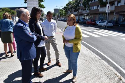 La Junta ha invertido más de 10 millones de euros en la mejora y conservación de carreteras en la comarca de Talavera