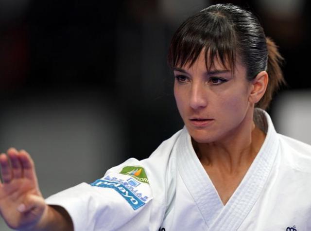 Sandra Sánchez ya está lista para conquistar Shanghái