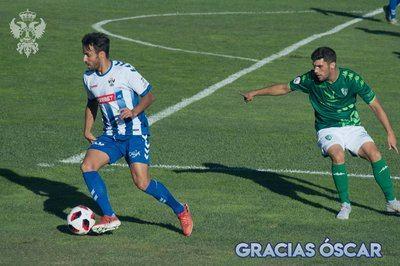 El CF Talavera anuncia la baja de cinco jugadores para la próxima temporada