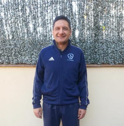 AL HABLA CON... | David Gómez, entrenador del Formación D. Talavera
