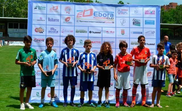La 'V Ebora Formación Cup' llega a Talavera este fin de semana