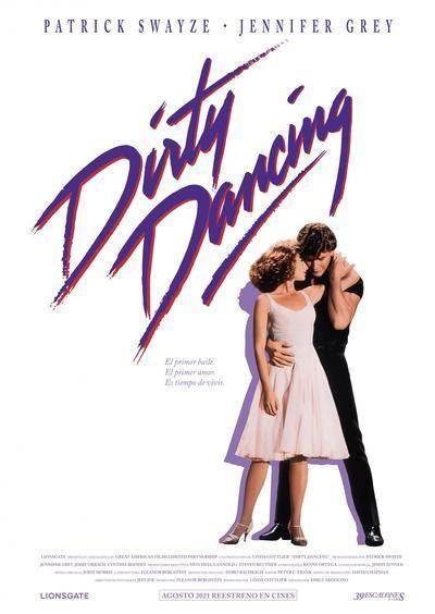Celebra el día de 'Dirty Dancing' el 26 de agosto en cines