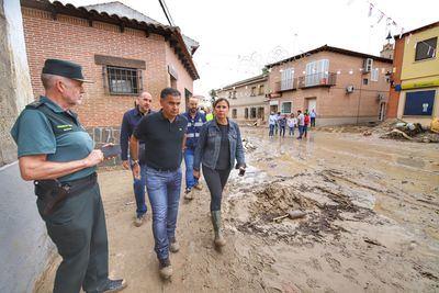 Diferentes gobiernos se reunen para dar una solución definitiva a los problemas de riadas que sufre Cebolla