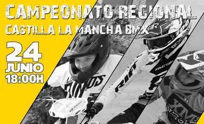 El 24 de junio se celebrará la III edición del Campeonato Regional de Castilla la Mancha de BMX